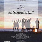 Geistliches Wochenende Plakat